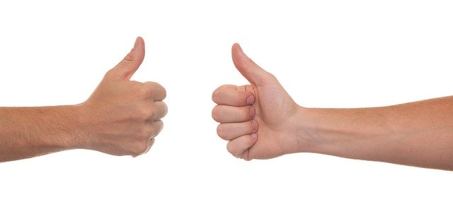 Thumbs up - ethical porn requires consent from performers
